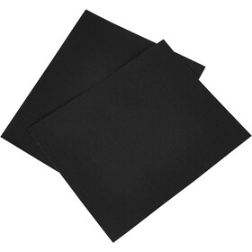 CAMPZ Nylon Reparatie Patches 2 stuks, black